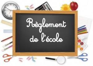 Règlement intérieur – Ecole Montaigne
