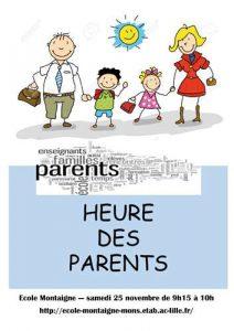 Heure des parents